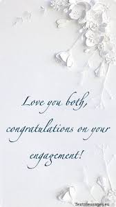 engagement messages for brother