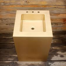 2020 wash basin brass bathroom pedestal