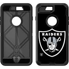 Nfl Oakland Raiders Otterbox Defender Iphone 7 Plus Skin Oakland Raiders Large Logo Iphone 7 Plus Otterbox Defender Iphone 7