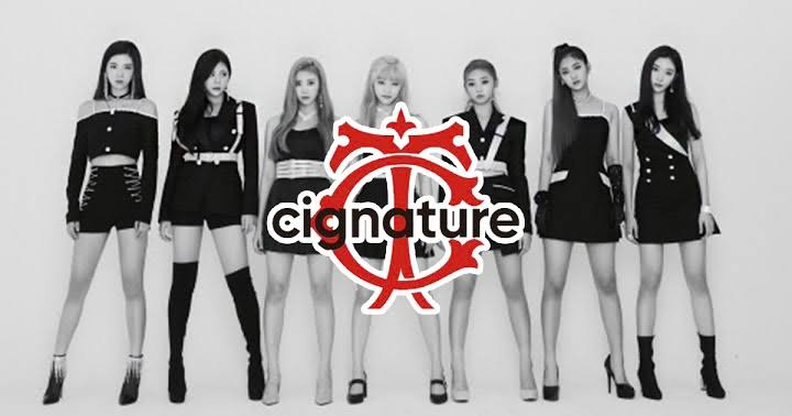 Image result for debut signature girl group""