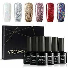 vrenmol diamond gel nail polish set
