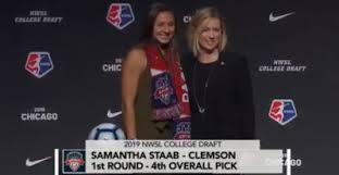 San Diego Homegrown Going Pro: Sam Staab drafted #4 in NWSL 2019 Draft -  SoccerNation