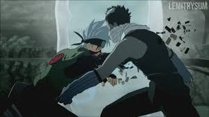 Kakashi vs Zabuza & Haku Reanimations - Naruto Shippuden Ultimate ...