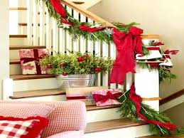 christmas stairs decoration ideas you