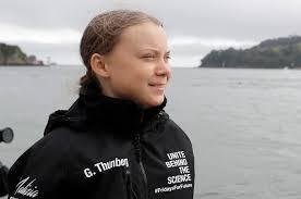 Image result for climate activism greta thurnberg