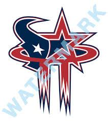 Houston Texans Astros Rockets Mash Up Vinyl Decal Sticker 10 Sizes Sportz For Less