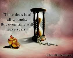 time heals all wounds quote quote number picture quotes
