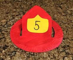 firefighter hat craft all kids network
