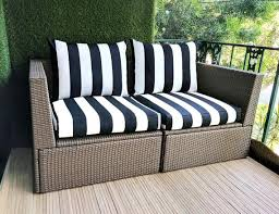outdoor slip cover ikea cushion covers