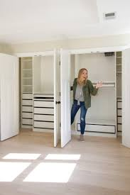 install the ikea pax closet system