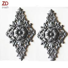 Good Quality Wrought Iron Grills Fence Panels For Main Gate Railing Window Decorative Cast Iron Panels For Sale Buy Decorative Wrought Iron Fence Panels Wrought Iron Rosettes Fence Panels For Sale Product On