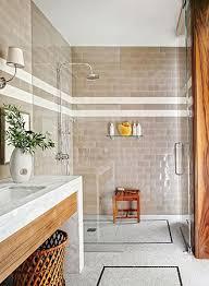 chic timeless bathroom floor tiles
