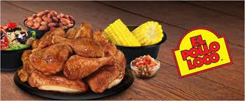 el pollo loco catering menu s