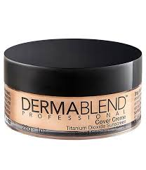dermablend cover creme foundation spf