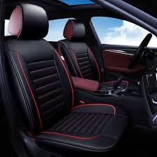 pu leather car seat cover auto