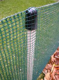 Garden Net Fence With Pocket Net Technology Volm Companies