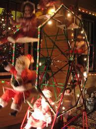 ferris wheel lawn decoration plans diy