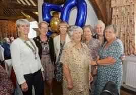 The Inner Wheel Club of Alcester celebrates 50th birthday | The Redditch  Standard