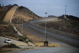 Facts To Know About The Border Wall After Vp Pence S Visit Kpbs