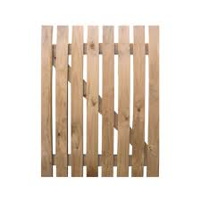 Square Top Gates Premade Wooden Get Growing
