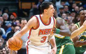 Nets History Spotlight: Drazen Petrovic Goes the Distance Against Seattle
