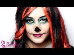 skelita calaveras hoe to do makeup