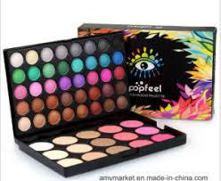 popfeel 40 color eye shadow palette