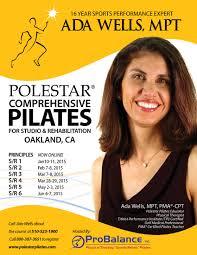 Open House: Polestar Pilates Teacher Training | ProBalance Physical Therapy  & Pilates Blog