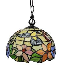 light multi color hanging pendant lamp