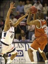 Texas Texas/Connecticut UConn Men's College Basketball recap on ESPN