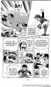 Truyện tranh Doraemon Bóng Chày (Tt8) tập 4