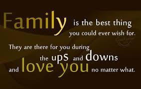 best inspirational family quotes
