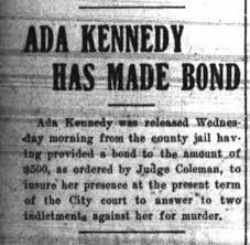 Lou Ada Kennedy - Newspapers.com