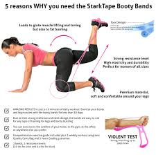 booty bands the perfect shape for
