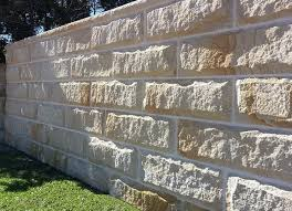 Fast Low Cost Stone Fence Solutions Easy Garden Wall Construction