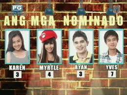 PBB Teen Edition 4: Karen, Myrtle, Ryan, and Yves nominated - Reyn's Room