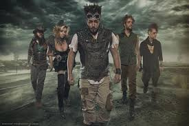 Abney Park - Our Weapons