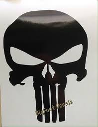 Car Truck Graphics Decals Punisher Sniper Army Navy Seal Marines Truck Window Decal Sticker America A Auto Parts And Vehicles