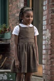 "Child Star Saniyya Sidney On Working With Denzel Washington And Viola Davis  In ""Fences"" 