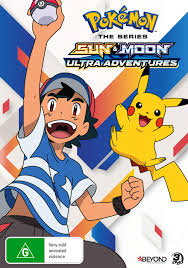 Amazon.com: Pokemon: The Series-Sun & Moon Ultra Adventures ...