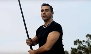 INTERVIEW: Adrian Paul Talks 'The Sword Experience' And If He'd ...