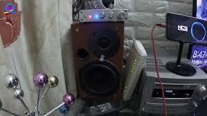 Trải nghiệm dàn âm thanh Nhật bãi Denon E55DV trong 2020