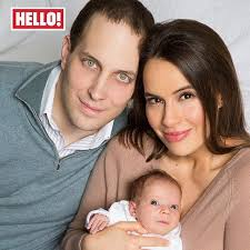 Lord Frederick Windsor and actress Sophie Winkleman introduce their  daughter Isabella in HELLO! exclusive