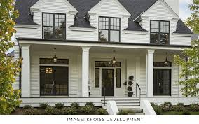 10 White Home Exterior Ideas You Ll Swoon Over Caroline On Design