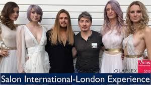 salon international london experience