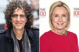 Howard Stern reveals Hillary Clinton almost appeared on show | EW.com