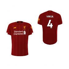 Virgil van Dijk 19-20 Jersey