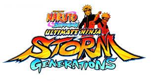 Naruto Shippuden Ultimate Ninja Storm Generations Logo Logo Photographie  par Elnore26 | Partage d'Images françaises Images