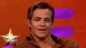 Chris Pine Impressed Fans With His Penis and Pubes   The Graham Norton Show  - YouTube