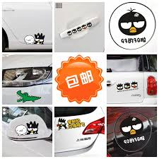 Usd 5 20 Cool Penguin Personality Funny Cute Creative Car Stickers Block Scratch Escloser Decal Car Supplies Wholesale From China Online Shopping Buy Asian Products Online From The Best Shoping Agent Chinahao Com